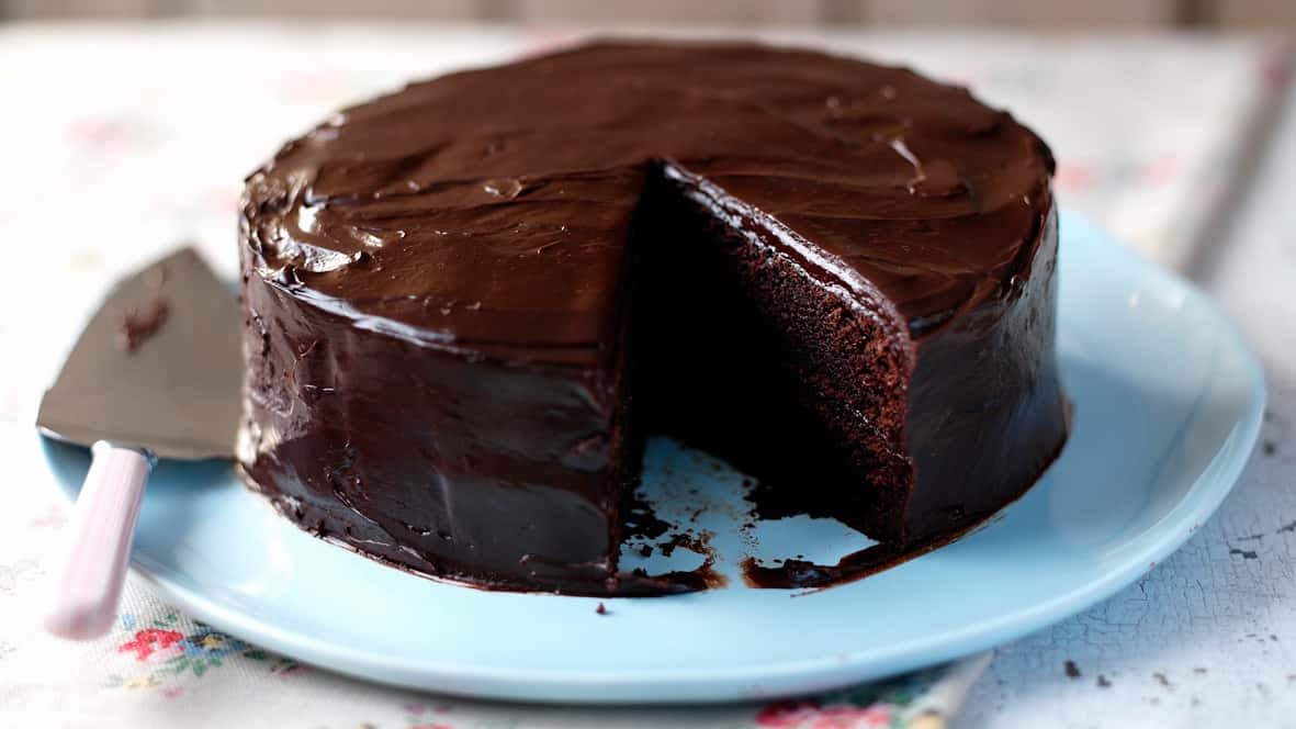 Making These Easy Chocolate Cake Recipes Wasn't Always So Easy