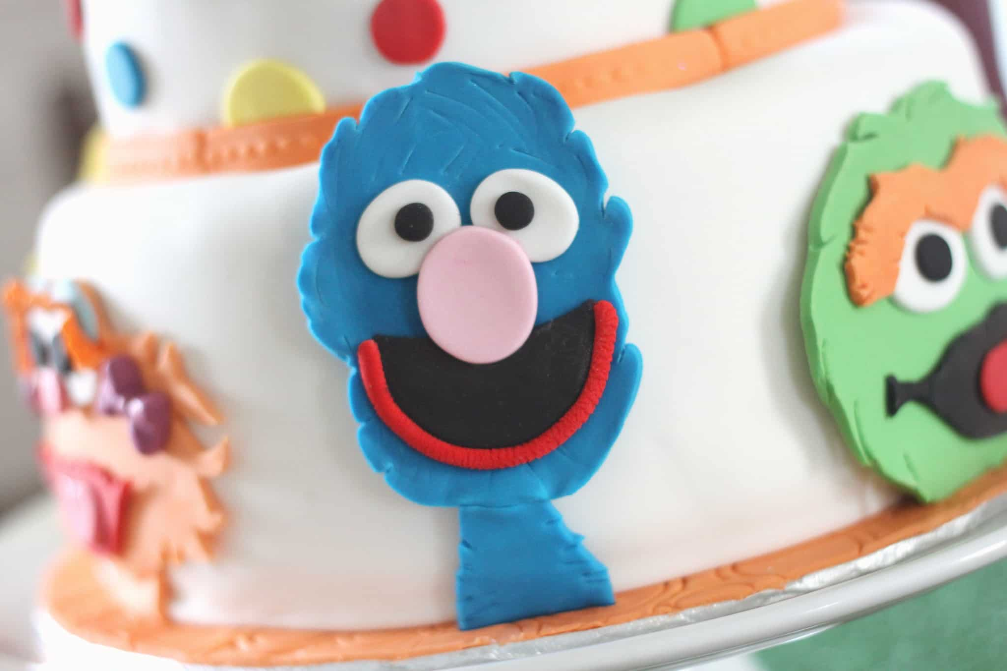 Some of the Cutest Sesame Street Cakes You'll Ever See